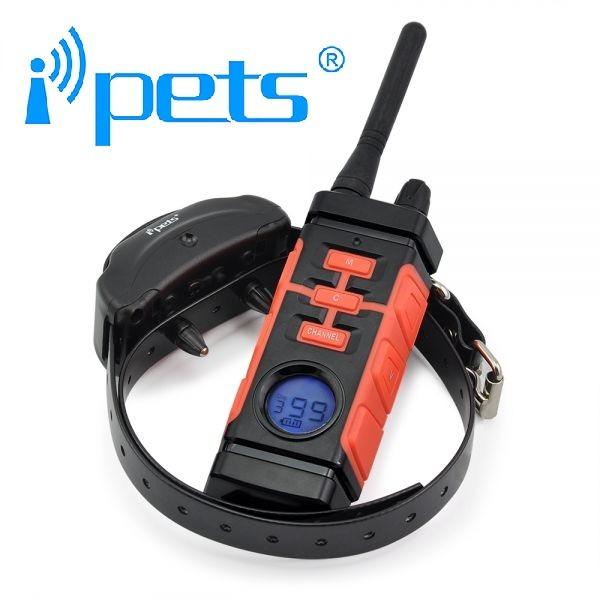 iPETS 616 800m, elektromos nyakörv vízálló