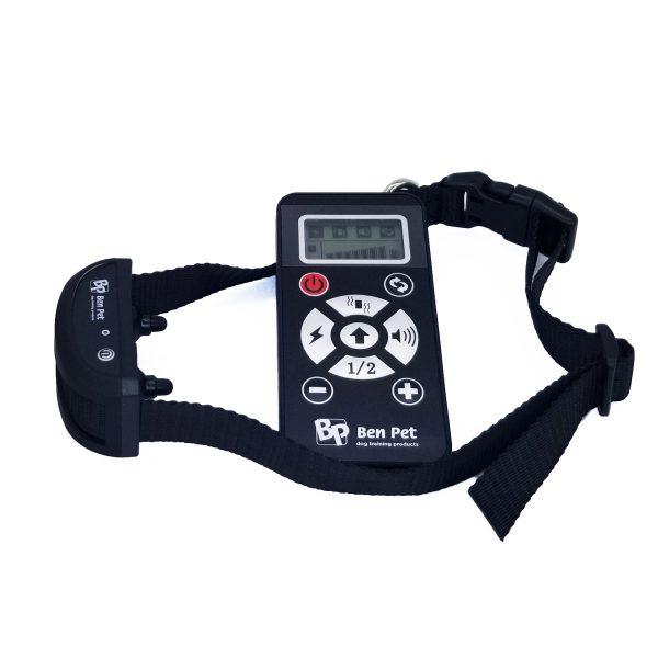 Benpet 2in1 elektromos nyakörv és ugatásgátló nyakörv (8)