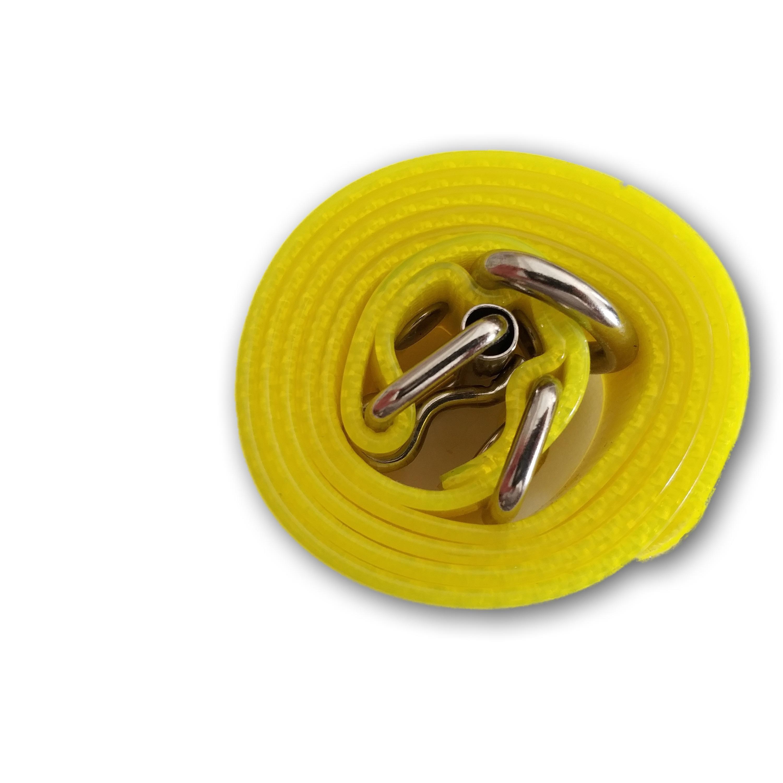 Benpet P610 sárga nyakörv szíj