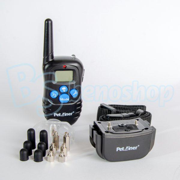 Petrainer 998DRB elektromos nyakörv benoshop (4)