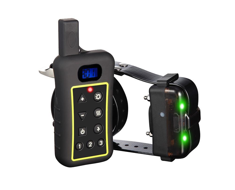 Trainertec MX-1200 1200m hatótávú, SPORT Elektromos nyakörv ugatásgátló funkcióval