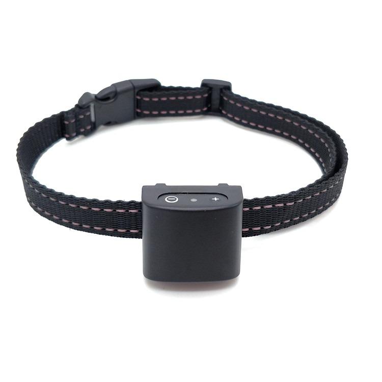 Benpet 655V fekete rezgő ugatásgátló nyakörv mini kutyáknak