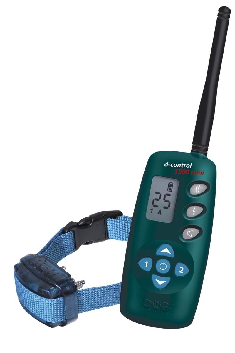 Dogtrace D-Control 1500 mini elektromos nyakörv 1500m hatótávú