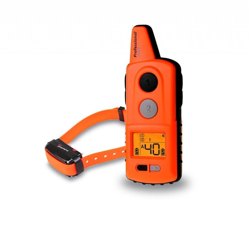 Dogtrace D-Control Professional 2000 ONE ORANGE elektromos nyakörv 2000m hatótávú