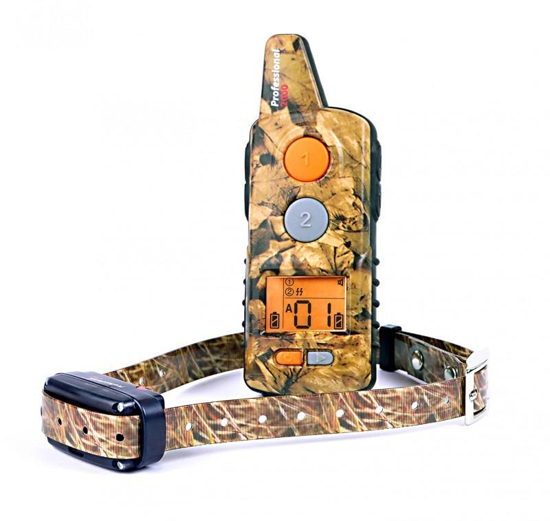 Dogtrace D-Control Professional 2000 ONE elektromos nyakörv 2000m hatótávú