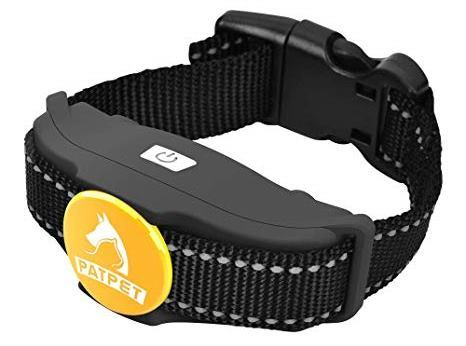 Extra nyakörv az akkus Patpet P310 P320 Elektromos nyakörvhöz