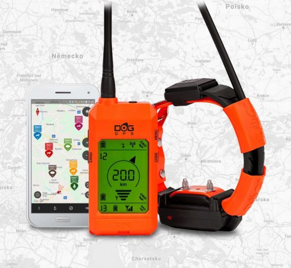 GPS nyakörv szett DOG GPS X30T - Dogtrace