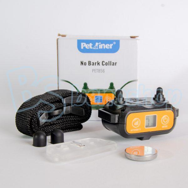 Petrainer PET856 ugatásgátló nyakörv benoshop (2)