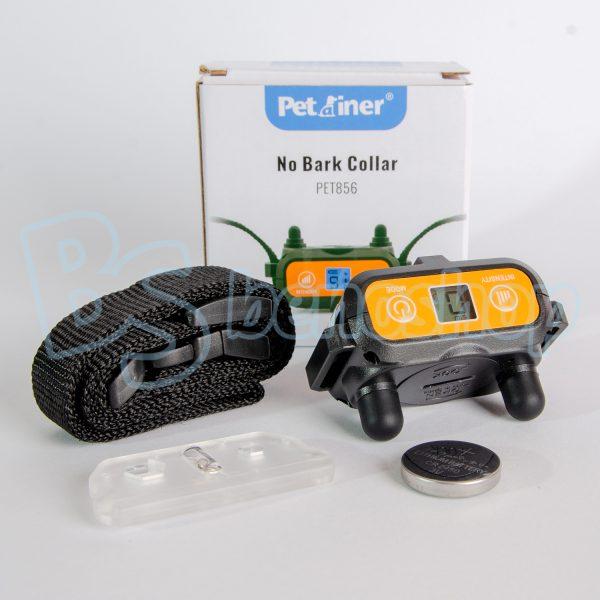 Petrainer PET856 ugatásgátló nyakörv benoshop (5)