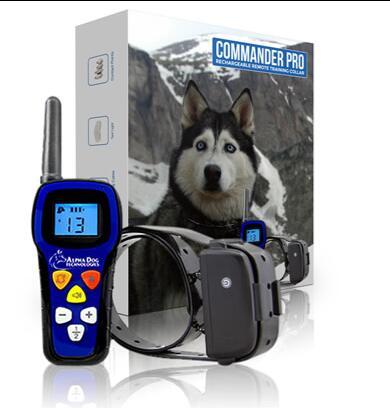 Alpha Dog 118 300m, elektromos nyakörv LCD kijelzővel