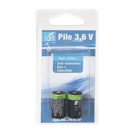 Lacme Duo+elemek 3,6V 2db-os csomag