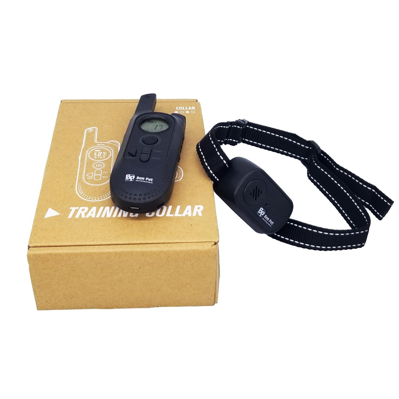 Benpet PS6 300m elektromos nyakörv hangutasító funkcióval